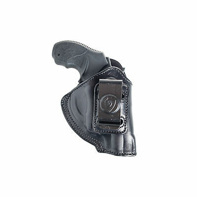Tuckable Inside The Waistband Leather Holster For Ruger Lcr. Iwb Holster.
