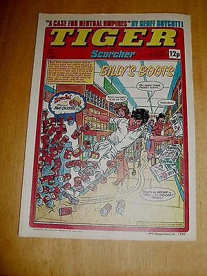 Tiger Comic  5/7/80 Very Good