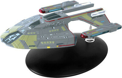 #61 Star Trek Norway Class Die Cast Metal Ship-UK/Eaglemoss w Magazine