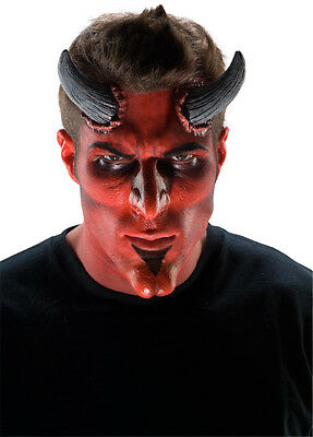 Theatrical Effects Large Latex Devil Horns Prosthetics Professional