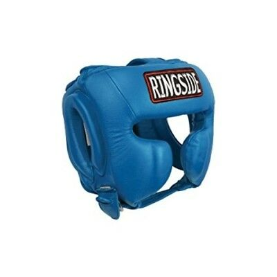 Ringside, MASTHG BLUE LARGE, Master's Competition Head Gear, Large, Blue