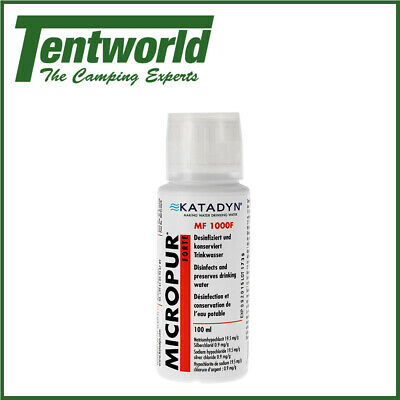 Katadyn Micropur Forte Liquid 100ml