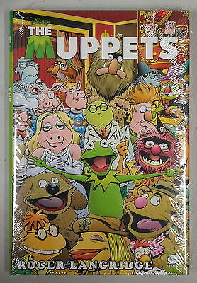 The Muppets Omnibus hardcover Marvel Comics Disney HC NEW