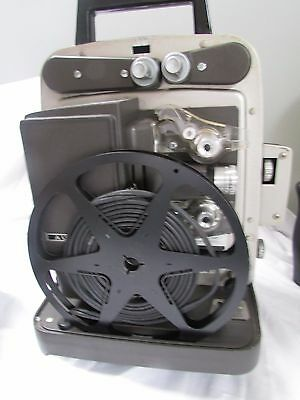 Vintage Bell and Howell Movie Projector Super 8 AutoLoad