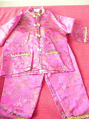 Chinese competition costume