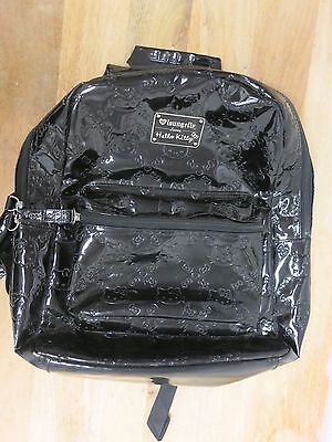 Hello Kitty By Sanrio Girls Loungefly School Book Bag / Backpack Black
