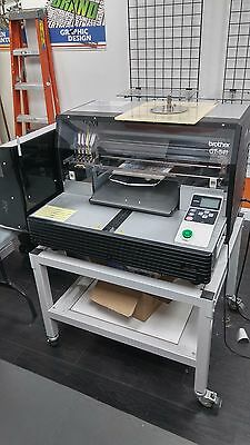 Brother GT-541 Direct to Garment Printer w/ lots of extras