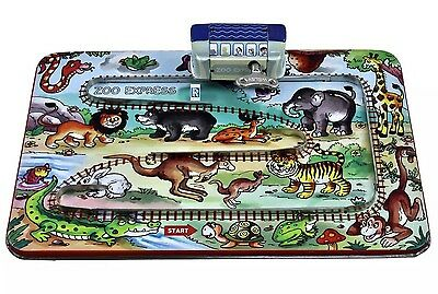 Zoo Animals Express Train Classic Set Great Item For Kids And A Collectible Toy