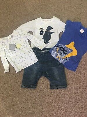 Baby Seed Clothes 0-3 Mths and 3-6 Mths
