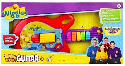 NEW The Wiggles Musical Guitar from Mr Toys
