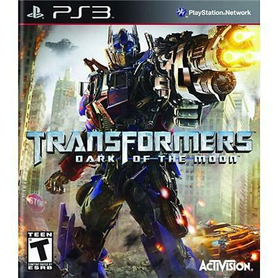 Transformers: Dark of the Moon - PS3 -PlayStation 3