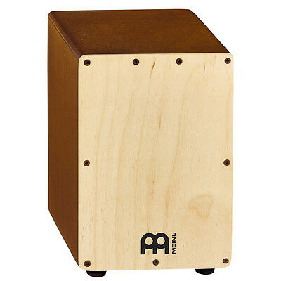 Meinl Percussion Mini Cajon with Natural Frontplate - SCAJ1LB-NT- Best seller