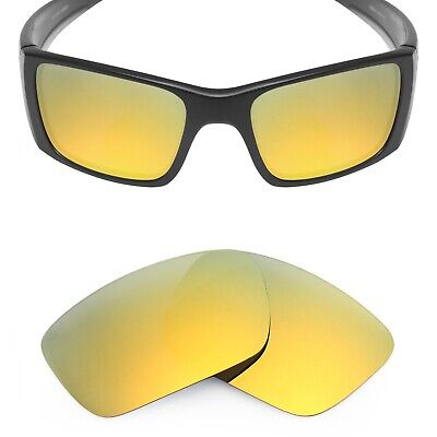 8a5399032d Mryok Replacement Lenses for-Oakley Fuel Cell Sunglass Golden Polarized