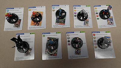Large Lot of 9 Heroclix Marvel Age of Ultron No Dups NEW