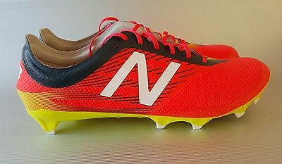 New Balance Men's Furon 2.0 Pro FG Soccer Cleat, sizes 8-11.5, Bright Cherry,New