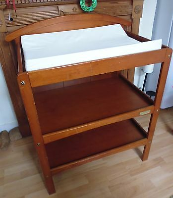 mothercare cosatto baby changing unit table with the changing mat