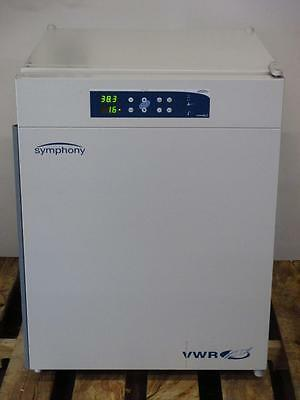 Thermo VWR Symphony 5.3A Digital Air-Jacketed Laboratory CO2 Incubator 98000-362