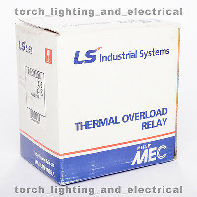 NEW LS GTK-100∙56 Thermal Overload Relay Class 10A Adjustable from 43A-65A