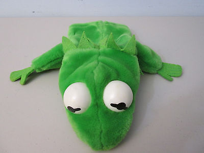 Henson Associates Kermit The Frog Hand Puppet 1988 12""