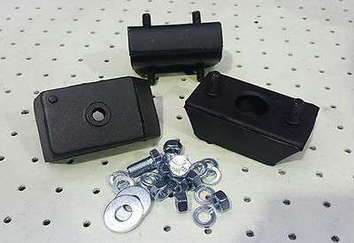 Engine Mount Kit To Suit Holden Grey Motor To Fx Fj 132 138