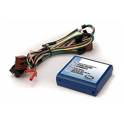 Pac Bci-gm31 Backup Camera Interface For Gm[r] Vehicles With Navigation Radios