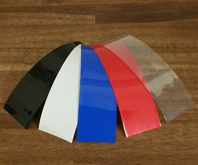 Battery Heat Shrink Tube 13 mm Ø to 127mm Ø Extreme Thin-Walled/many colors