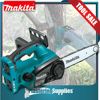 Makita  Chainsaw 18V x2 (36V) Cordless LXT® Li‑Ion XCU02Z BARE TOOL