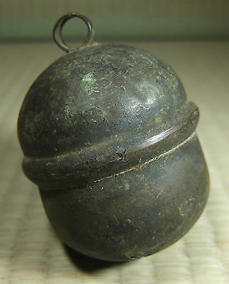 Brass Bell / Japanese / Antique