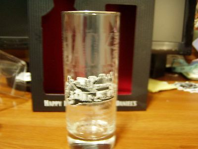 Jack Daniels Old No. 7 Highball Glass NEW free Shipping