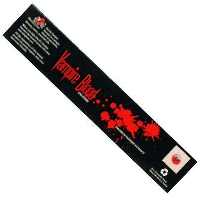 Vampire Blood Incense 12 X15Gm Packets Fast Free Post Bulk Buy Organic