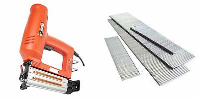 Tacwise 1183 18G/50 Electric Brad Nailer + 50mm Galvanised Brad Nails (240V)