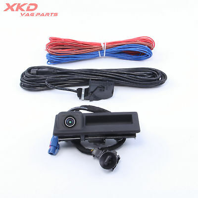Rear View Reversing Camera Kit For VW Passat Jetta MK6 Tiguan RCD510 RNS510