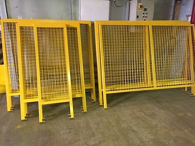 safety barrier light duty mesh guard