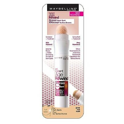 1 x Maybelline Instant Age Rewind Eraser Dark Spot Treatment Concealer 210 Fair