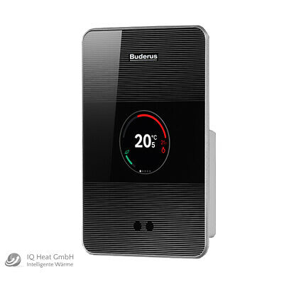 Buderus Regelung Logamatic TC100 Titanium Easy App Touch smarthome Heizung