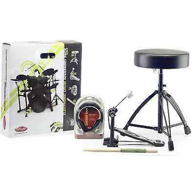 Stagg EDAP-3 Electronic Drum Accessory Pack