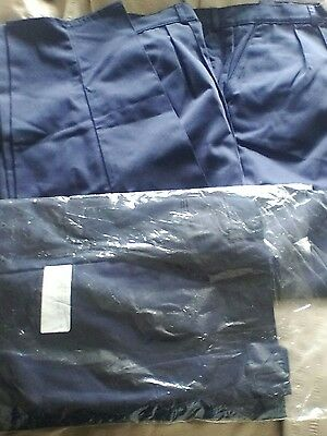 safety work trousers size 42 waist 31 leg 3 pairs new 1in packaging