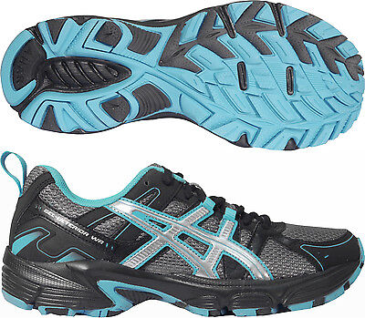 Asics Gel Ulterior WR Ladies Off Road Running Shoes - Blue