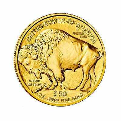 2017 1 oz Gold American Buffalo Coin