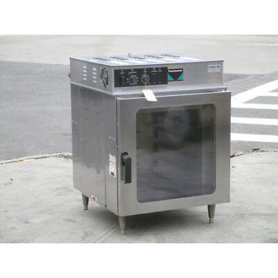 "Nu-Vu RM-5T V-Air Electric Convection Oven Fits Five 18"" x 26"" Pans"