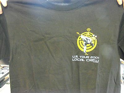 Incubus Local Crew limited edition T-shirt  Large New