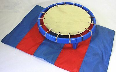 Magic Attic Club Retired Megan's with Gymnastic Mat and Trampoline NEW in box