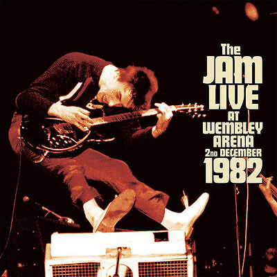 The Jam Live At Wembley Arena 1982 Double LP 2017 Sealed Paul Weller Mod