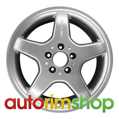 Mercedes Clk430 17 Factory Oem Amg Front Wheel Rim Machined With