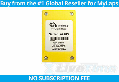 Westhold Rechargeable Transponder (RACEceiver)