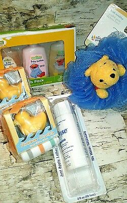 $30 DISNEY BABY, SESAME STREET, 'LIL DUCKIE SOAP SET PERFECT SHOWER GIFT!New!