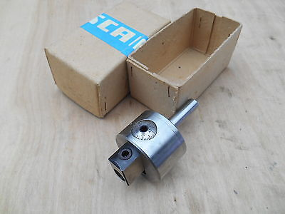 "Iscar No. 50 Adjustable Boring Head , 1/2"" Shank"