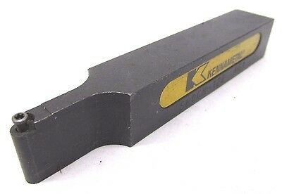 "Kennametal 3/4"" Indexable Lathe Turning Toolholder - #srocn-122"