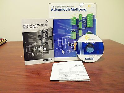Advantech - KW Multiprog Softlogic Development Kit Advanced Edition v3.3