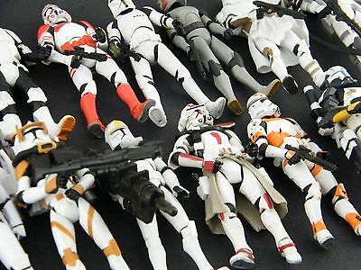 Star Wars Clone Trooper & Stormtrooper Selection A  - Many To Choose From